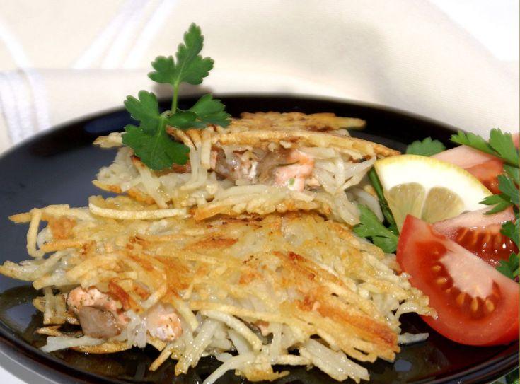Рыба в картофельной корочке рецепт приготовление