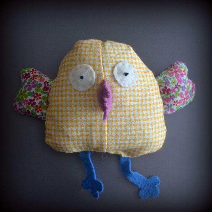 bawełniany kurczaczek