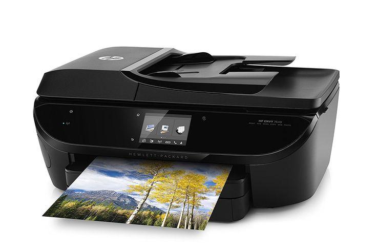 HP ENVY 7640 Imprimante Multifonction Jet d'Encre. #imprimante #imprimantebureau #imprimantejetdencre #imprimanteHP