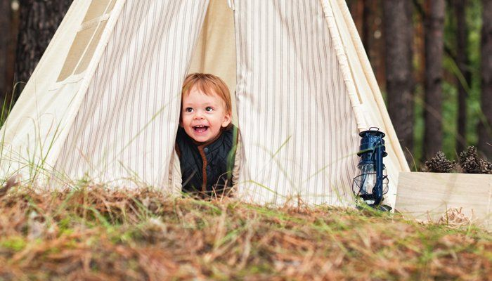 10 Tips For Surviving Camping With Kids