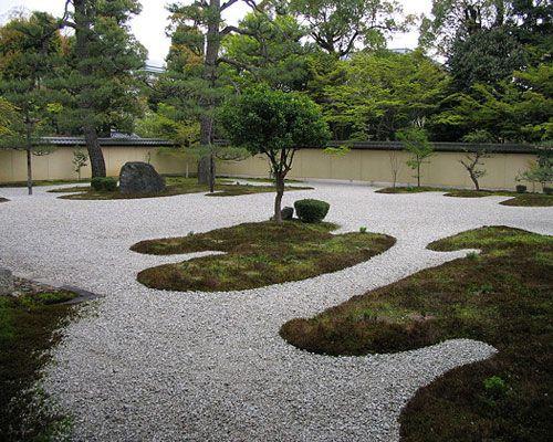 215 best images about zen garden on pinterest gardens for Modern japanese garden