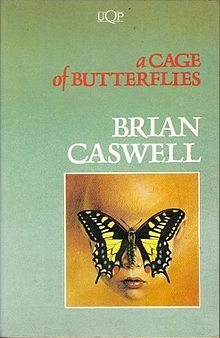 A Cage of Butterflies - Brian Caswell