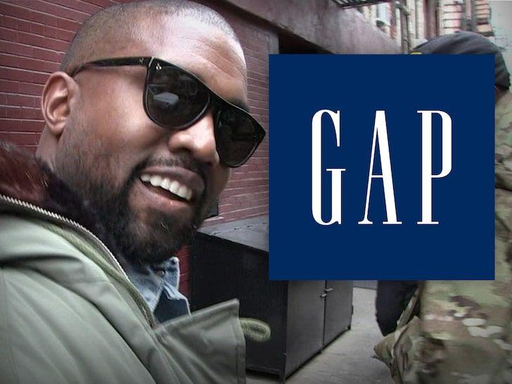 Kanye West Lands 10 Year Deal With Gap To Launch Yeezy Gap Line Michaelantonio Media Nel 2020