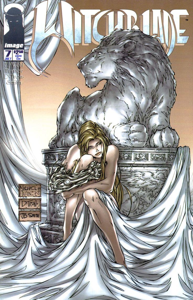 Witchblade Comics | FREE Comics, Manga, Anime Artwork ...