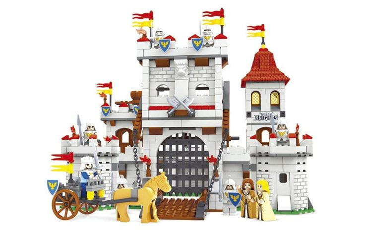 Ausini building block set compatible with lego Knights castle series 037 3D Construction Brick Educational Hobbies Toys for Kids //Price: $US $54.42 & FREE Shipping //     #toyz24