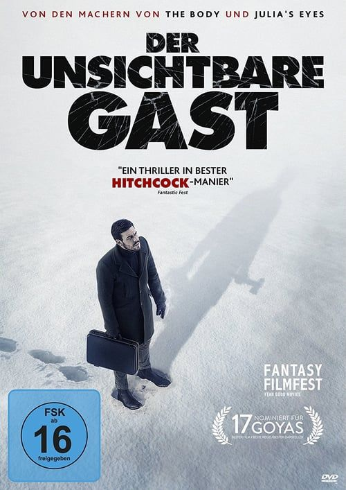 movie like invisible guest