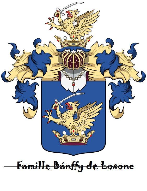 Famille Bánffy de Losonc