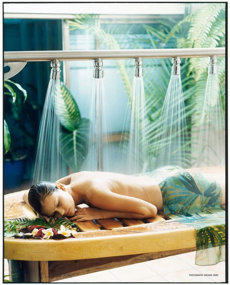 The Daintree Wellness Spa at Daintree Eco-Lodge specialises in unique Aboriginal techniques of massage using natural rainforest ingredients. Queensland