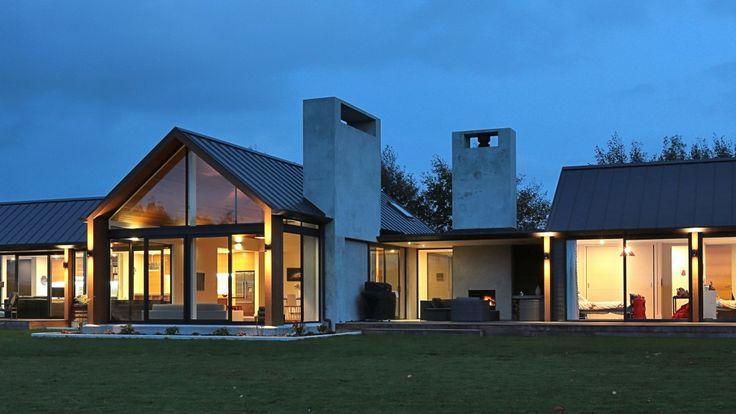 Invercargill House, Southland  Mason & Wales Architects