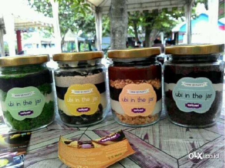 ubi in the jar