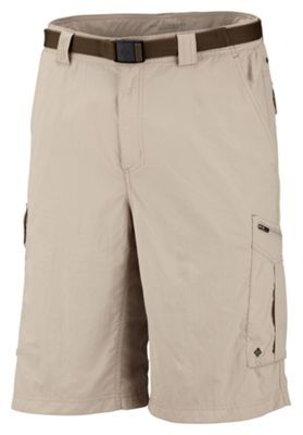 Columbia Silver Ridge Cargo Shorts for Men - Fossil - 32