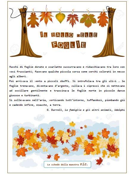 Racconto autunno