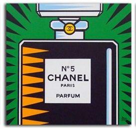 Burton Morris | Burton Morris, Chanel Green