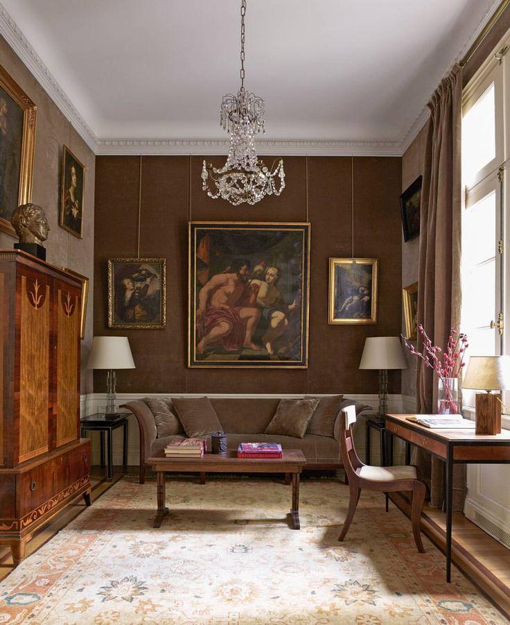 Habitually Chic Beautiful In Buenos Aires: House Design, Decor, Elle Decor