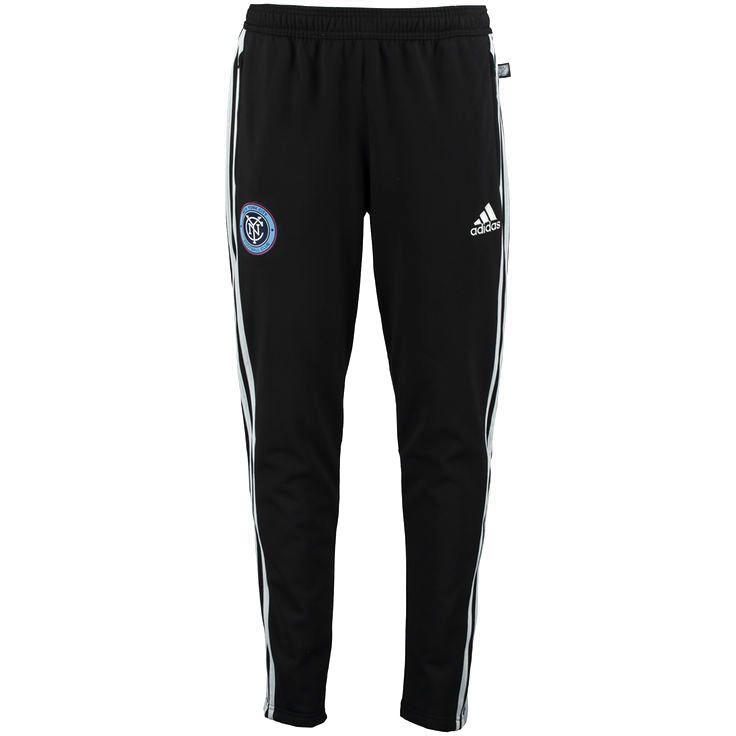New York City FC adidas Anthem Sideline climawarm Pants - Black - $51.99
