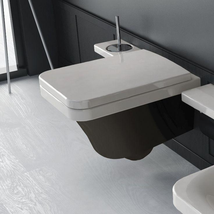 17 best ideas about wand wc on pinterest badezimmer. Black Bedroom Furniture Sets. Home Design Ideas