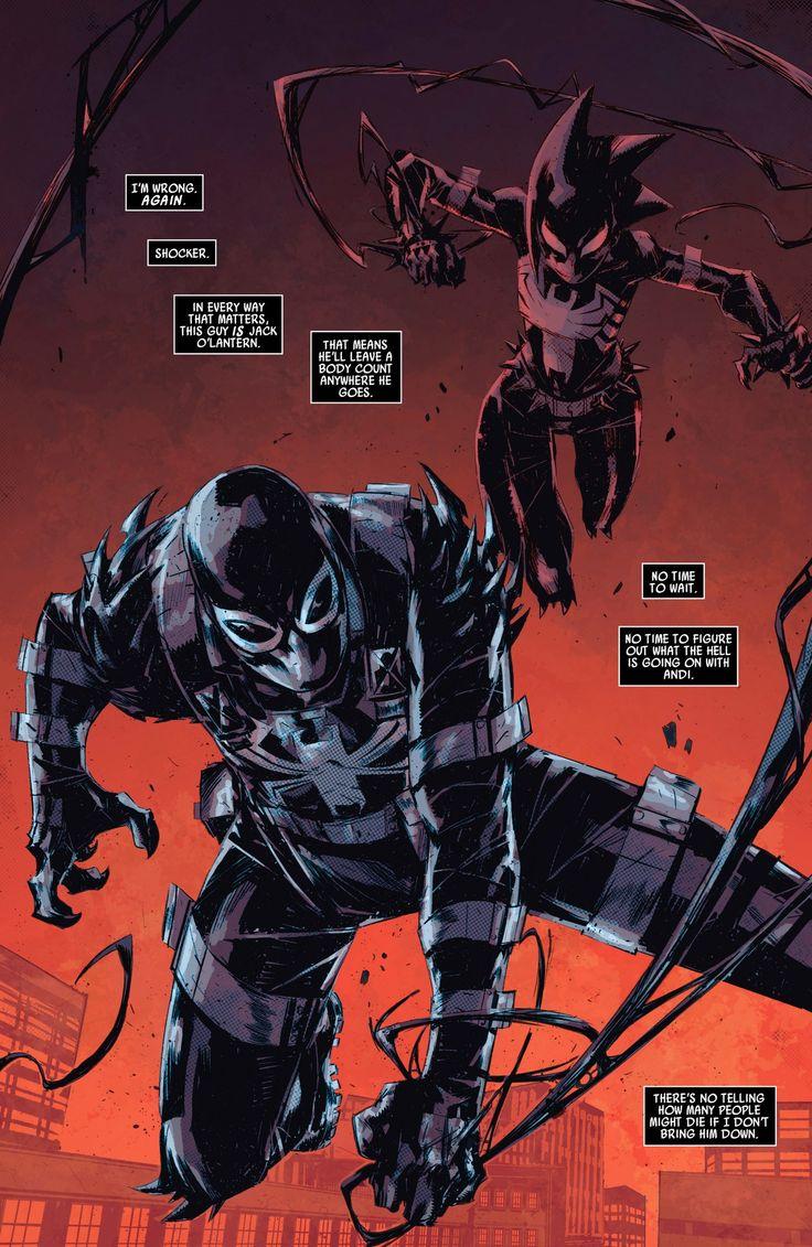 107 best images about Flash Thompson: Agent Venom on Pinterest
