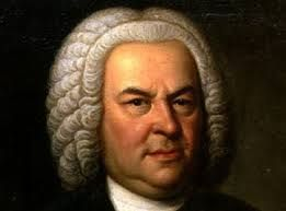 J.S. Bach. Where would we be without his music? Shame about the haircut.........