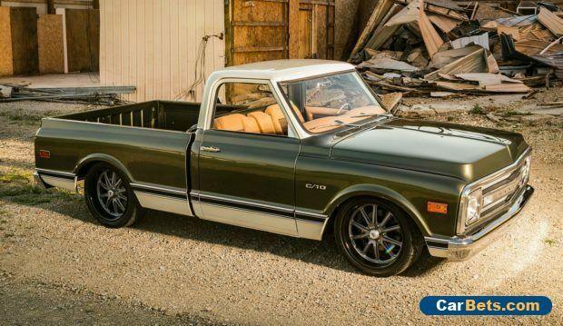 1969 Chevrolet C 10 Chevrolet C10 Forsale Unitedstates