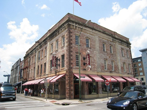The Lady and Sons restaurant--Savannah, GA-Great place to go if you haven't been there!
