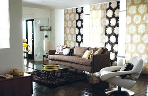 Belles photos de rideaux pour votre maison ~ Décor de Maison / Décoration Chambre
