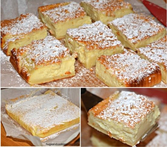 Magic Custard Cake Is One Batter And 3 Layers | The WHOot