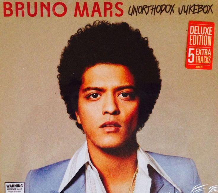 BRUNO MARS UNORTHODOX JUKEBOX *** CD *** Deluxe Edition 5 Extra Tracks in Music, CDs & DVDs   eBay