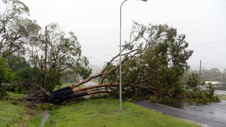 Cyclone Ita Far North Queensland April 2014