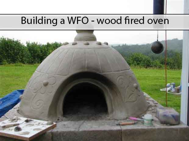 Welcome to living Green & Frugally. We aim to provide all your natural and frugal needs with lots of great tips and advice, Building a WFO (wood fired oven)