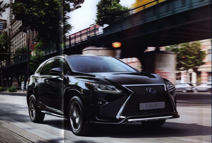 https://flic.kr/p/Qhhg7h | Lexus RX, Der neue; 2015_3, F-Sport