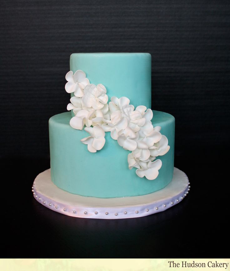 Tiffany Blue Cake Design : 17 Best ideas about Tiffany Cupcakes on Pinterest ...