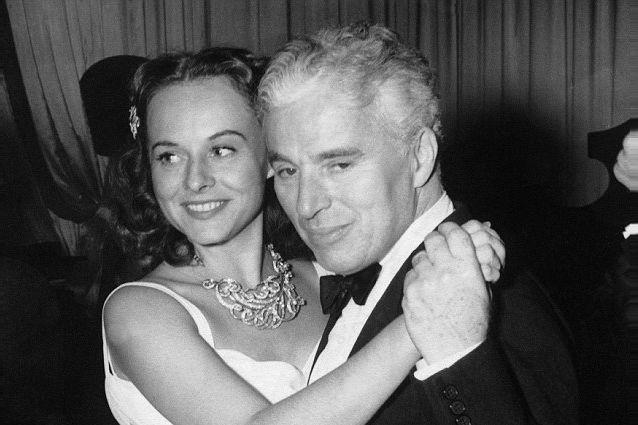 Charlie Chaplin ossessionato dalle giovani donne, ne ha avute più ...