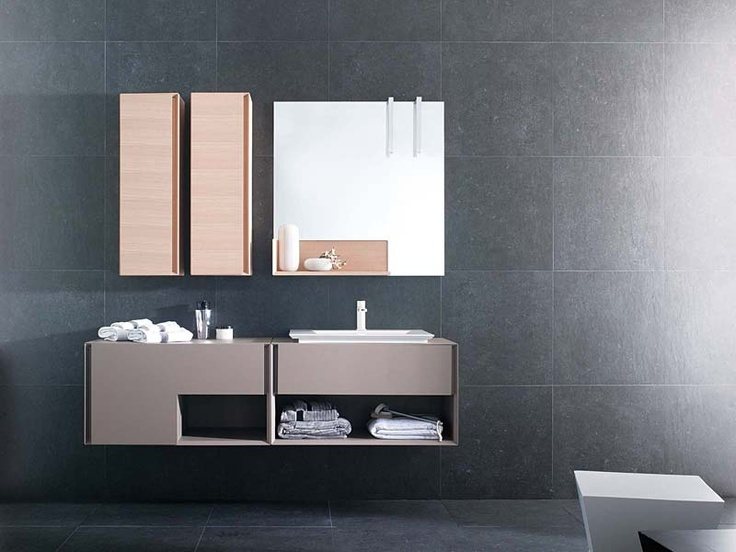 Gamadecor, de badkamer-meubel tak van de Porcelanosa groep.