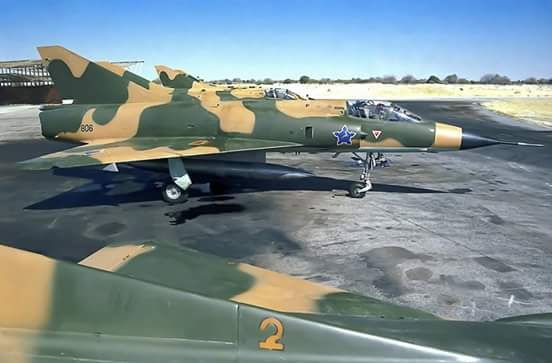 ☆ South African Air Force ✈Mirage III