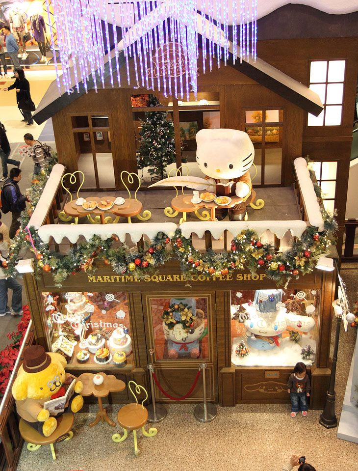 Sanrio Village Centro Comerdial De Hong Kong