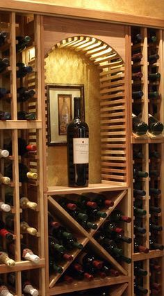 Love this wine rack! happiness is a home with a fully stocked wine rack!