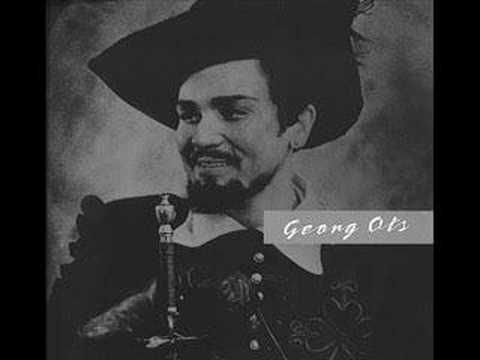 Georg Ots- Prince Radjami's aria from Die Bajadere (Kalman)