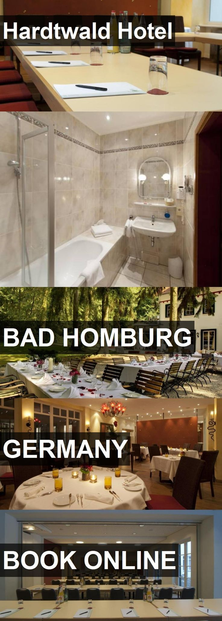 Hotel Hardtwald Hotel in Bad Homburg, Germany. For more information, photos, reviews and best prices please follow the link. #Germany #BadHomburg #HardtwaldHotel #hotel #travel #vacation
