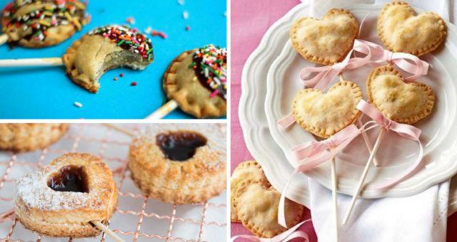 10+ Ideias Saborosas de Tortas no Palito