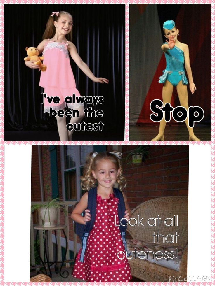 Dance moms comic made by @LydiaAcra