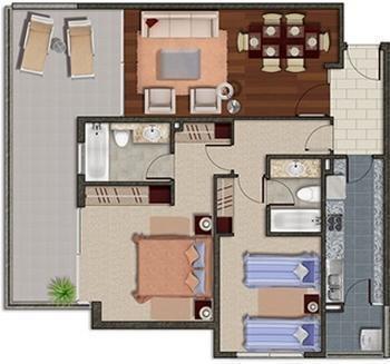 www.procasa.cl Irarrázaval Propiedades Suc. Ñuñoa Gran departamento de 6755 UF emplazado en edificio de 31 departamentos en total, 5 deptos., por piso en sector residencial de Providencia Contacto Irarrázaval Propiedades 22744950/98283904