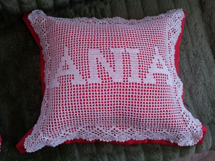 Poduszka dla Ani