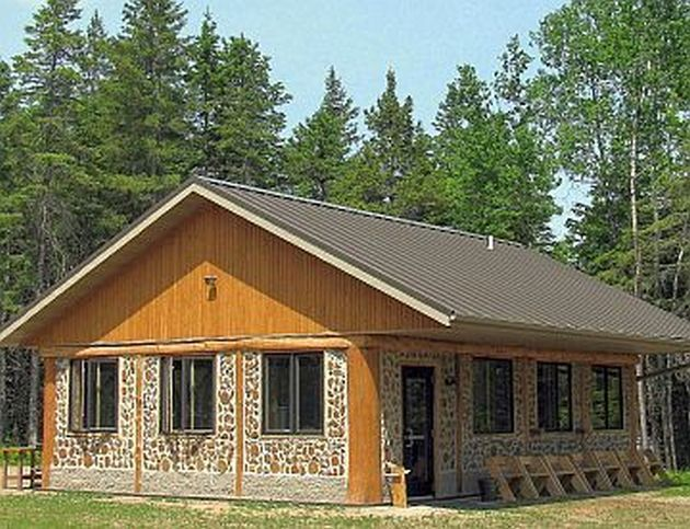 Best 25 cordwood homes ideas on pinterest cord wood for Cordwood home plans