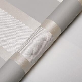 o novo não- tecido reunindo simples papel de parede listrado quarto sala sofá backgroumd r109 para papel de parede