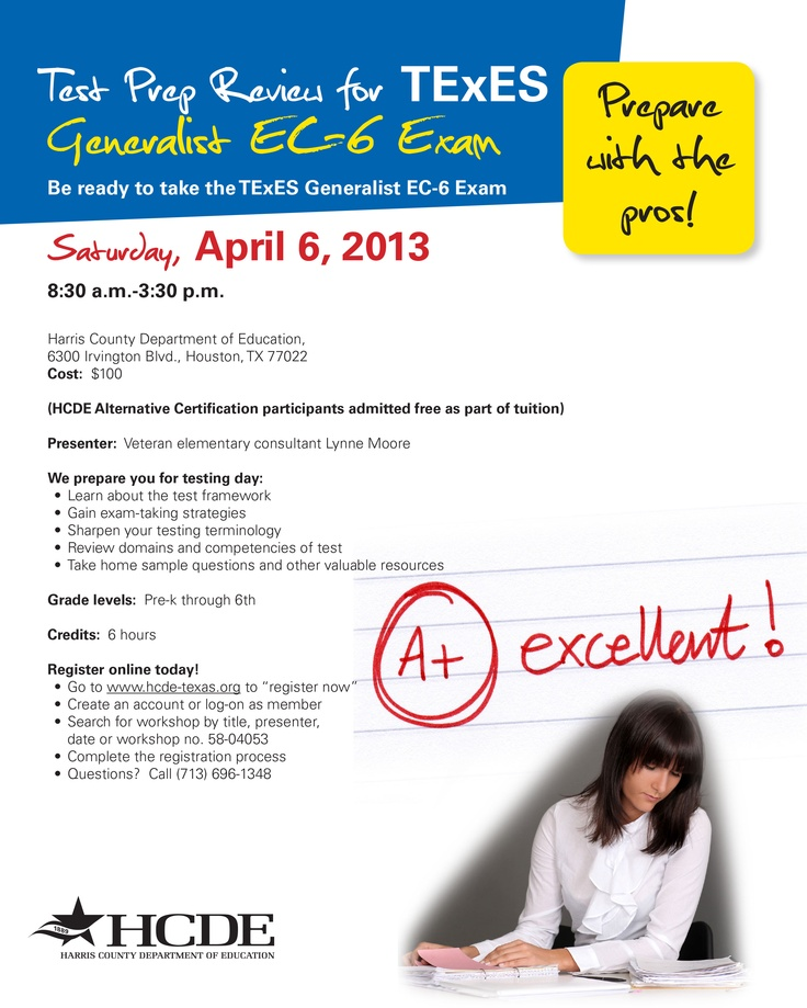 Texas Gifted And Talented Certification Test Ziesite