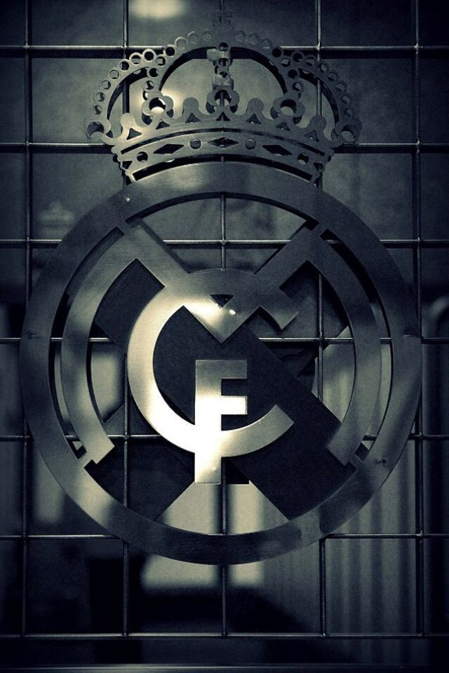 real madrid silver badge
