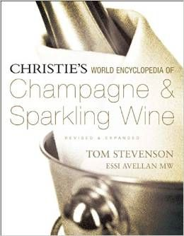 Christies World Encyclopedia of champagne and sparkling wine by Tom Stevenson and Essie Avellan is the most complete and definitive guide to sparkling wines around the world. Fantastic!!!