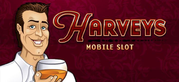 Enjoy the mouth-watering Harveys mobile slot at Royal Vegas online casino