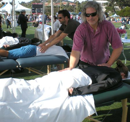 How Athletes Can Benefit from Massage Therapy