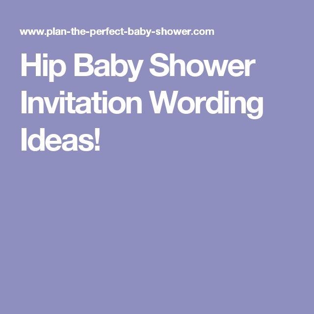The 25+ best Baby shower invitation wording ideas on Pinterest - sample email invitation